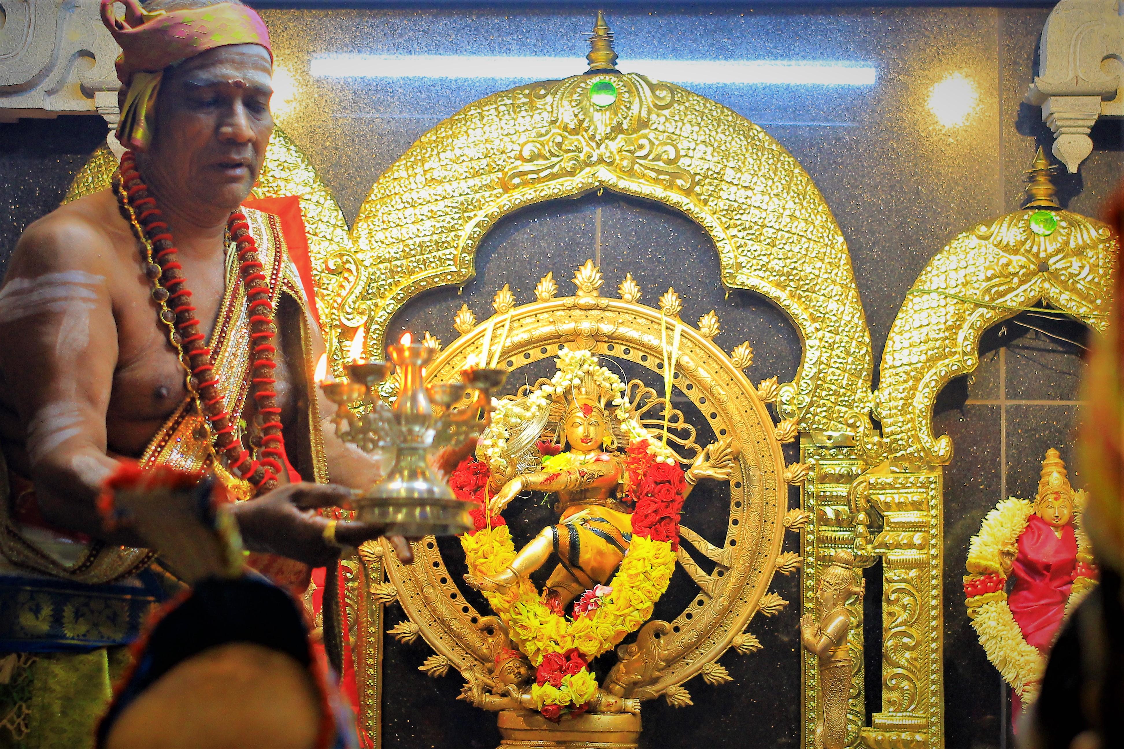 சிதம்பரேஸ்வரர் ஆலைய கும்பாபிஷேகம் 10.02.19