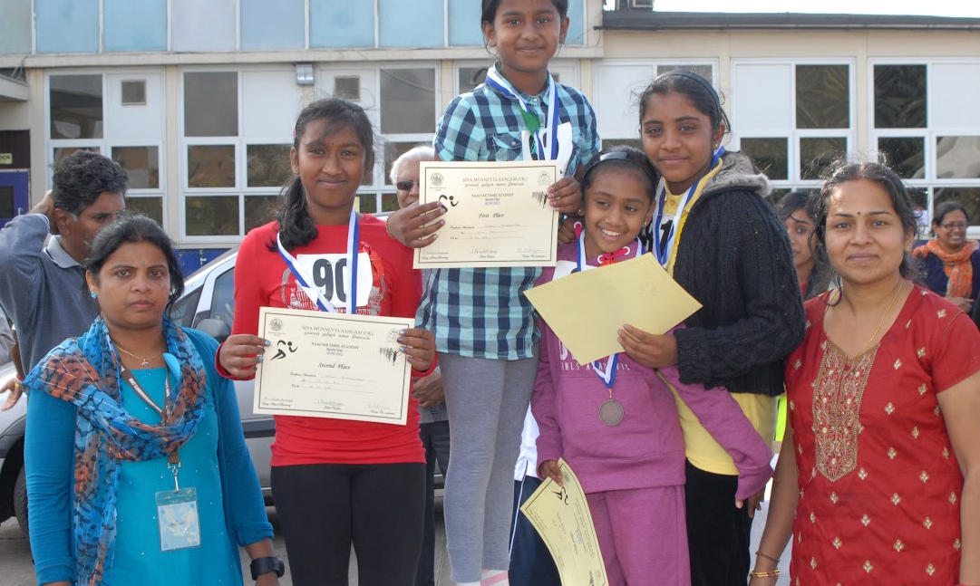 Naalvar Tamil Acadamy Sports Meet 2012